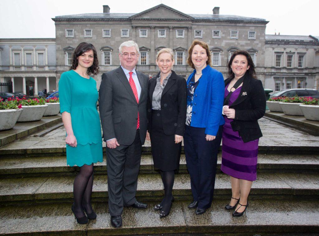Jillian with USA Senator Gillibrand and Women For Election